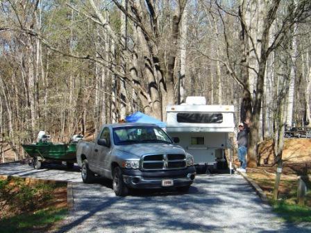 Camping at the Park