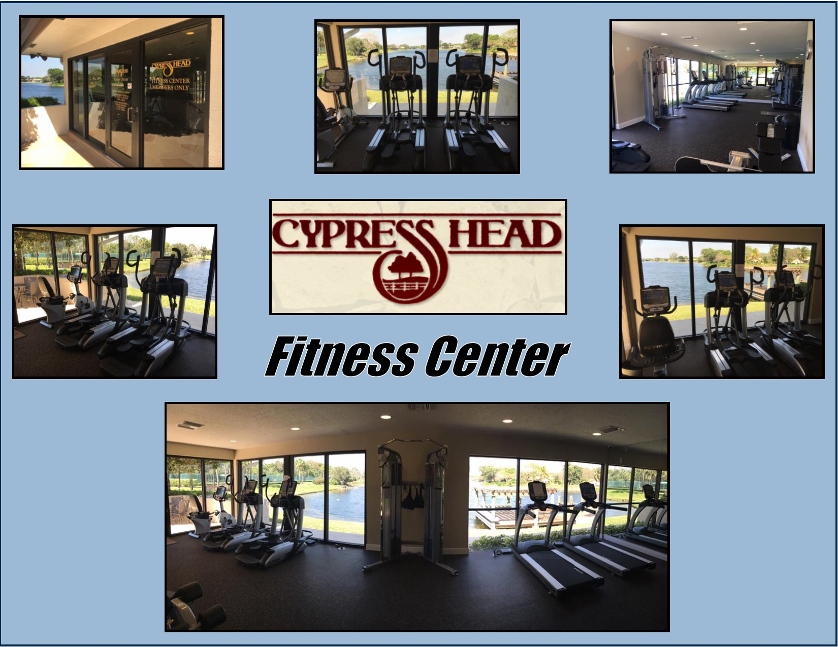 Cypresshead Fitness Center Nop Open!