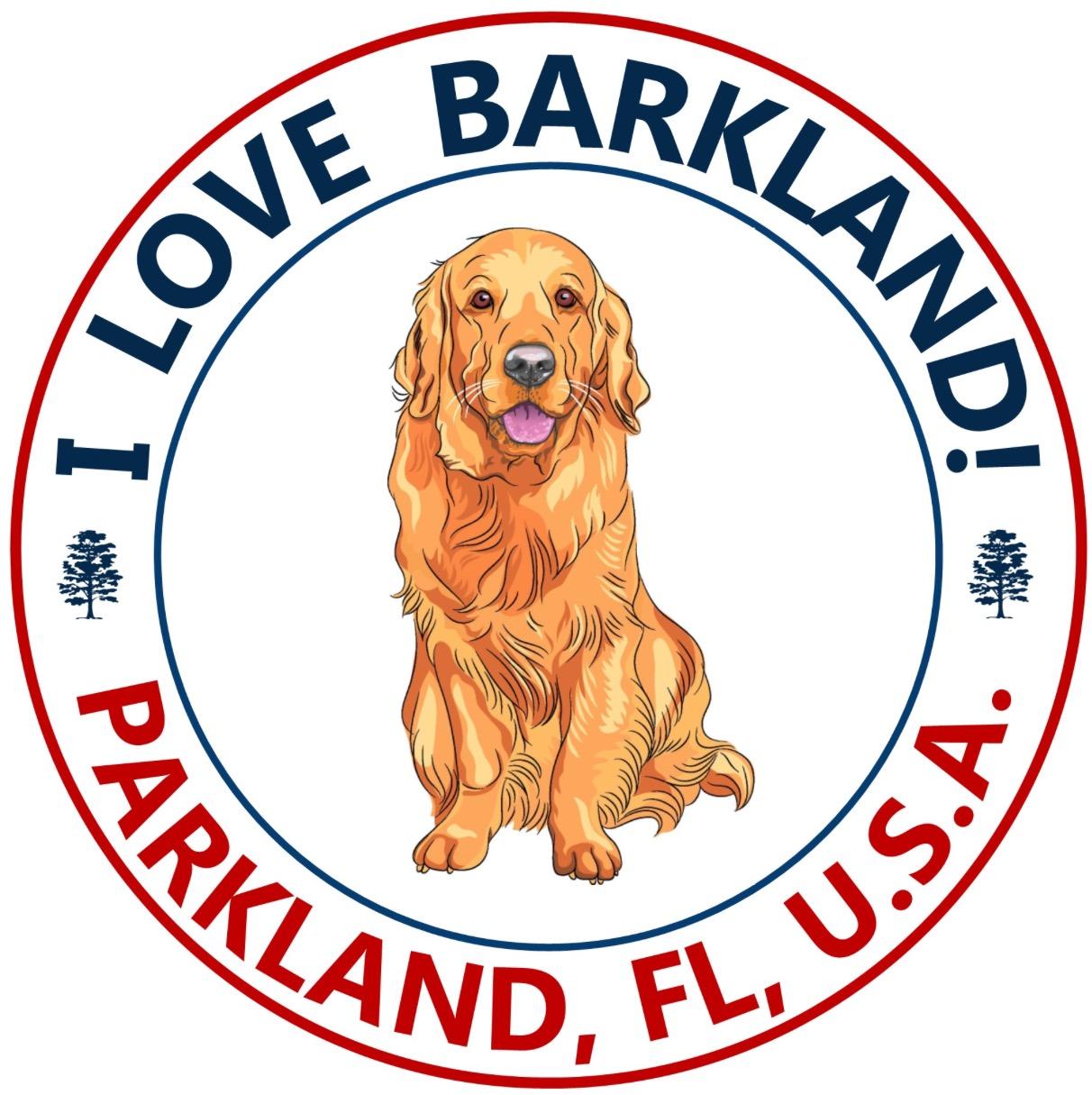 I LOVE BARKLAND!